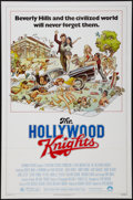 "Movie Posters:Comedy, The Hollywood Knights and Other Lot (Columbia, 1980). One Sheets(2) (27"" X 41""). Comedy.. ... (Total: 2 Items)"