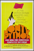 "Movie Posters:Comedy, And Now for Something Completely Different (Columbia, 1972). One Sheet (27"" X 41""). Comedy.. ..."