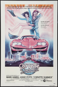 """Corvette Summer and Other Lot (MGM, 1978). One Sheets (2) (27"""" X 41""""). Action. ... (Total: 2 Items)"""