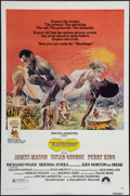 """Movie Posters:Exploitation, Mandingo and Other Lot (Paramount, 1975). One Sheets (2) (27"""" X 41""""). Exploitation.. ... (Total: 2 Items)"""