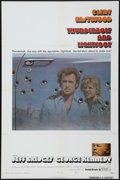 """Movie Posters:Crime, Thunderbolt and Lightfoot (United Artists, 1974). One Sheet (27"""" X41""""). Style B. Crime.. ..."""