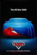 "Movie Posters:Animated, Cars & Others Lot (Buena Vista, 2006). One Sheets (3) (27"" X 40""). DS Advances. Animated.. ... (Total: 3 Items)"