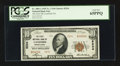 National Bank Notes:Pennsylvania, Lansford, PA - $10 1929 Ty. 2 The First NB Ch. # 5234. ...