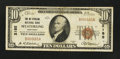 National Bank Notes:Kentucky, Mount Sterling, KY - $10 1929 Ty. 1 The Mt. Sterling NB Ch. # 2185....
