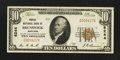 National Bank Notes:Maryland, Brunswick, MD - $10 1929 Ty. 1 Peoples NB Ch. # 8244. ...