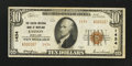 National Bank Notes:Maryland, Easton, MD - $10 1929 Ty. 2 The Easton NB of Maryland Ch. # 1434....