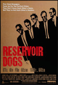 """Movie Posters:Crime, Reservoir Dogs (Miramax, 1992). One Sheet (27"""" X 40"""") SS . Crime....."""
