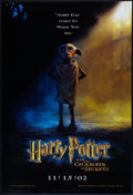 "Movie Posters:Fantasy, Harry Potter and the Chamber of Secrets (Warner Brothers, 2002). One Sheet (27"" X 40"") DS Advance, Dobby Style. Fantasy.. ..."