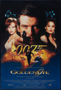 "Movie Posters:James Bond, GoldenEye (United Artists, 1995). One Sheet (27"" X 40""). James Bond.. ..."