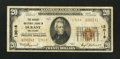 National Bank Notes:Oklahoma, Durant, OK - $20 1929 Ty. 2 The Durant NB Ch. # 13018. ...