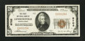 National Bank Notes:Pennsylvania, Lawrenceville, PA - $20 1929 Ty. 1 The First NB Ch. # 9702. ...