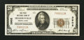 National Bank Notes:Pennsylvania, Hughesville, PA - $20 1929 Ty. 1 The First NB Ch. # 3902. ...