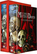 Books:Signed Editions, Dennis Etchison, editor. The Complete Masters of Darkness.Novato: Underwood-Miller, 1990. First edition. Deluxe e...