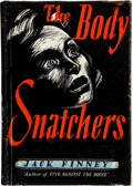 Books:First Editions, Jack Finney. The Body Snatchers. London: Eyre &Spottiswoode, 1955. First hardback edition, after the 1955 Delledit...
