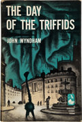 Books:First Editions, John Wyndham [pseudonym of John Wyndham Parkes Lucas BeynonHarris]. The Day of the Triffids. Garden City: Doubleday...