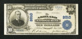 National Bank Notes:Kentucky, Ashland, KY - $10 1902 Plain Back Fr. 628 The Ashland NB Ch. #2010. ...