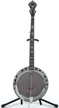 Musical Instruments:Banjos, Mandolins, & Ukes, 1970's Masterpiece HP 250 TT Maple 5 String Banjo ...