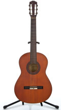 Musical Instruments:Acoustic Guitars, 1960's Gibson C-300 Natural Classical Guitar #679960...