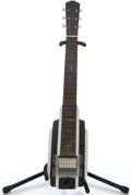 Musical Instruments:Lap Steel Guitars, 1947 National Dynamic Two Tone Lap Steel Guitar #V2371...