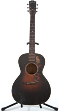 Musical Instruments:Acoustic Guitars, 1947 Gibson L-00 Project Sunburst Acoustic Guitar #916...