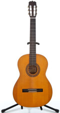 Musical Instruments:Acoustic Guitars, Alverez Regent 4103 Natural Classical Guitar #098442...