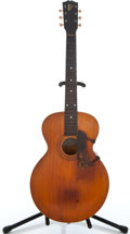 Musical Instruments:Acoustic Guitars, 1914 Gibson L-1 Natural Acoustic Guitar #23423...