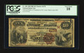National Bank Notes:Missouri, Saint Louis, MO - $10 1882 Brown Back Fr. 484 The NB of CommerceCh. # (M)4178 . ...