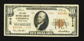 National Bank Notes:Pennsylvania, Cressona, PA - $10 1929 Ty. 2 The First NB Ch. # 9318. ...