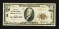 National Bank Notes:Maine, Skowhegan, ME - $10 1929 Ty. 1 The First NB Ch. # 239. ...