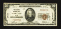 National Bank Notes:Maine, Rockland, ME - $20 1929 Ty. 1 The Rockland NB Ch. # 1446. ...