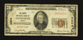 National Bank Notes:Maine, Ellsworth, ME - $20 1929 Ty. 1 The Liberty NB Ch. # 3804. ...
