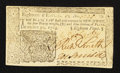 Colonial Notes:New Jersey, New Jersey December 31, 1763 18d Choice New.. ...