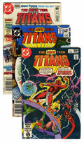 Modern Age (1980-Present):Miscellaneous, Comic Books - Assorted Modern Age Comics Box Lot (Various Publishers, 1970s-'90s) Condition: Average NM-....