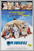 "Movie Posters:Adult, Love Airlines & Other Lot (Unknown, 1978). One Sheets (2) (25"" X 38"" & 27"" X 40""). Adult.. ... (Total: 2 Items)"