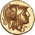 Ancients:Greek, Ancients: Alexander III the Great (336-323 BC). AV stater (8.57gm). ...