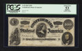 Confederate Notes:1862 Issues, Fully Framed T49 $100 1862.. ...
