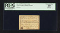 Colonial Notes:North Carolina, North Carolina April 2, 1776 $1/4 Sea Urchin PCGS ApparentExtremely Fine 40.. ...