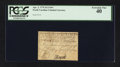 Colonial Notes:North Carolina, North Carolina April 2, 1776 $1/2 Owl PCGS Extremely Fine 40.. ...