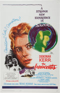 Memorabilia:Poster, The Innocents Movie Poster (20th Century Fox, 1962)....