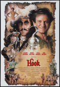 "Movie Posters:Adventure, Hook & Others Lot (Tri-Star, 1991). One Sheets (3) (27"" X39.25"" & 27"" X 40""). SS, DS, Regular & Advance. Adventure..... (Total: 3 Items)"