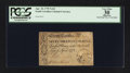 Colonial Notes:South Carolina, South Carolina April 10, 1778 7s 6d PCGS Apparent Very Fine 30.....