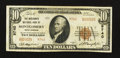National Bank Notes:West Virginia, Montgomery, WV - $10 1929 Ty. 2 The Merchants NB Ch. # 9740. ...
