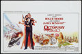 "Movie Posters:James Bond, Octopussy (MGM/UA, 1983). Belgian (14.5"" X 21.5""). James Bond.. ..."