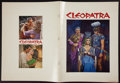 "Movie Posters:Historical Drama, Cleopatra (20th Century Fox, 1963). Program (52 Pages, 9.25' X12.5""). Historical Drama.. ..."