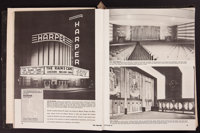 "The 1941 Theatre Catalog (Jay Emanuel, 1941). Hardbound Exhibitor Theatre Catalog (338 Pages, 10"" X 12.5""). Mi..."