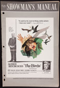 "Movie Posters:Hitchcock, The Birds (Universal, 1963). Uncut Pressbook (42 Pages, 12"" X 18"").Hitchcock.. ..."