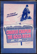 """Movie Posters:Comedy, The Gold Rush (United Artists, R-1942). Uncut Pressbook (30 Pages, 12"""" X 18""""). Comedy.. ..."""