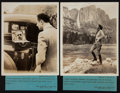 """Movie Posters:Romance, One Way Passage (Warner Brothers, 1932). Behind the Scenes Photos (2) (8"""" X 10""""). Romance.. ... (Total: 2 Items)"""