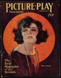 """Movie Posters:Miscellaneous, Picture Play (March, 1923). Magazine (116 Pages, 8.75"""" X 11.25""""). Miscellaneous.. ..."""