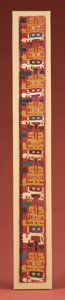 Antiques:Antiquities, Proto-Nazca Sash...